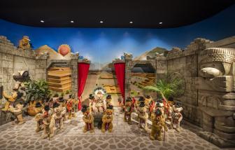 Bảo tàng gấu Teddy Bear đầu tiên tại Việt Nam sắp khai trương tại Phú Quốc United Center