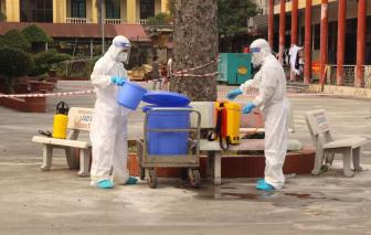 Sáng 9/4: Có 1 ca mắc COVID-19 tại Bắc Ninh