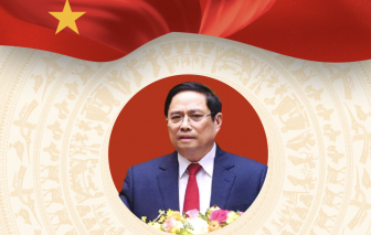 [Infographic] Chân dung Thủ tướng Chính phủ Phạm Minh Chính