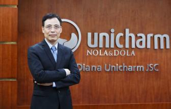 Diana Unicharm bổ nhiệm nhân sự cấp cao