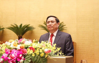 Ông Phạm Minh Chính được giới thiệu bầu làm Thủ tướng Chính phủ