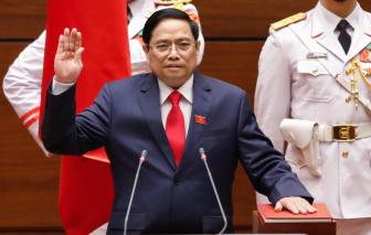 Thủ tướng Phạm Minh Chính: Kiên quyết chống tham nhũng, quan liêu, tiêu cực