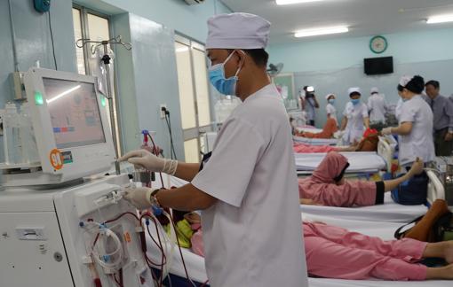 Bệnh viện Chợ Rẫy được công nhận là Trung tâm đào tạo vùng của Hội Thận học Quốc tế