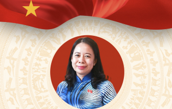 [Infographic] Chân dung Phó chủ tịch nước Võ Thị Ánh Xuân