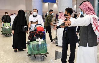 """Ả Rập Xê Út chỉ cho phép những người hành hương """"miễn dịch"""" đến Mecca"""