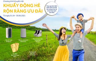 """Sun Life Việt Nam triển khai chương trình khuyến mại """"Khuấy động hè rộn ràng ưu đãi"""""""