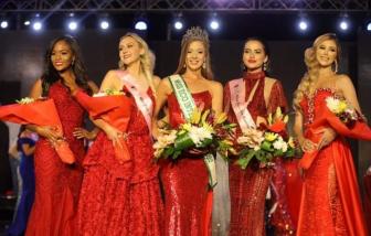 """Thí sinh """"Hoa hậu Du lịch Sinh thái Quốc tế 2020"""" mắc COVID-19"""