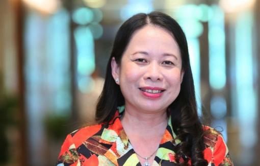 Bà Võ Thị Ánh Xuân, Bí thư An Giang được đề cử làm Phó Chủ tịch nước