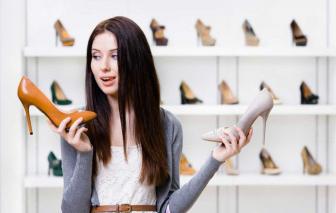 Những lỗi dễ mắc khi mua giày khiến bạn hối hận