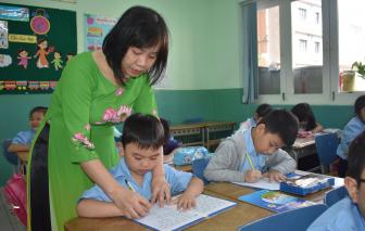 Chốt danh mục sách giáo khoa tại TP.HCM: Bộ Chân trời sáng tạo chiếm áp đảo