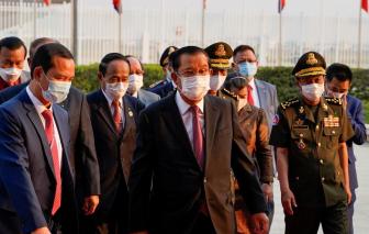 Campuchia đề nghị điều trị tại nhà cho bệnh nhân COVID-19