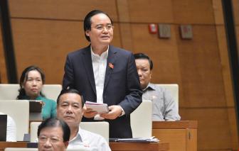 Trình Quốc hội miễn nhiệm 13 thành viên Chính phủ