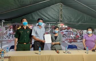 Bình Dương: Gỡ phong tỏa 34 hộ dân tại KDC Việt Sing