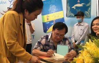 """Nhà văn Nguyễn Nhật Ánh: """"Viết cho độ tuổi càng nhỏ càng khó viết"""""""
