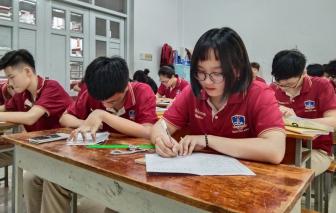 TPHCM thay đổi cách tính điểm vào lớp 10, nhiều trường liền tăng cường ôn thi tiếng Anh