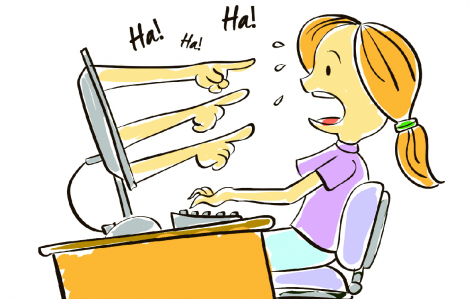 """Nỗi đau bắt nạt học đường: Đừng thờ ơ với """"cyberbullying"""""""