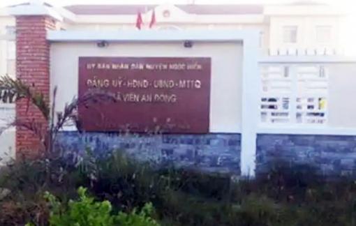 Cà Mau: Bắt giam một nguyên phó chủ tịch UBND xã