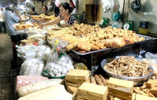 Cảnh giác với thực phẩm chay trôi nổi