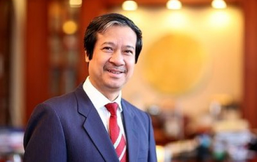 Giám đốc ĐH Quốc gia Hà Nội, ông Nguyễn Kim Sơn làm Bộ trưởng Bộ GD-ĐT