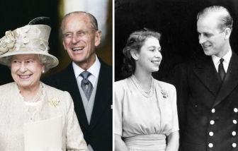 Chuyện tình cổ tích hơn 73 năm gắn bó của Hoàng thân Philip và Nữ hoàng Elizabeth II