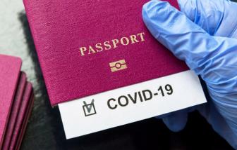 """3 nhóm đối tượng thực hiện """"hộ chiếu vắc xin"""""""