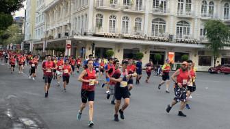 Hơn 13.000 người chạy marathon quảng bá du lịch TPHCM