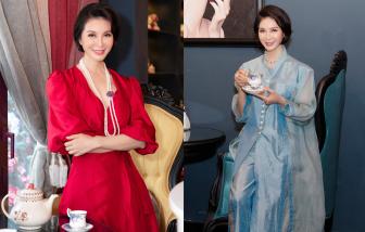 Ở tuổi U50, MC Thanh Mai vẫn gợi cảm ngọt ngào với trang phục trẻ trung, đầy màu sắc