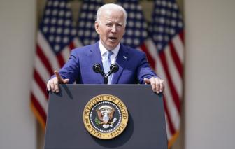 Tổng thống Joe Biden thắt chặt hạn chế kiểm soát súng