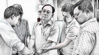 Vụ bắt Giám đốc Bệnh viện Cai Lậy nghi liên quan giết người: Do ghen tuông tình ái