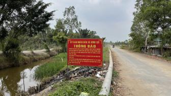 """Vùng ven TPHCM chỉ xôn xao """"sốt"""" đất chứ không có giao dịch"""