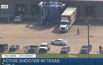 Xả súng tại Texas khiến ít nhất 6 người thương vong