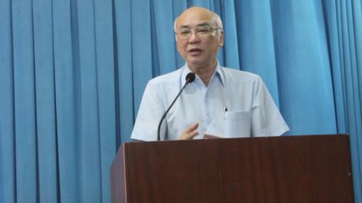 Cử tri thống nhất giới thiệu ông Phan Nguyễn Như Khuê ứng cử đại biểu Quốc hội và HĐND TPHCM