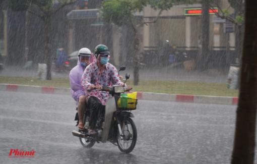 TPHCM đón mùa mưa sớm hơn mọi năm