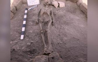 Khai quật thành phố cổ hơn 3.400 năm tuổi hiện vẫn còn nguyên vẹn