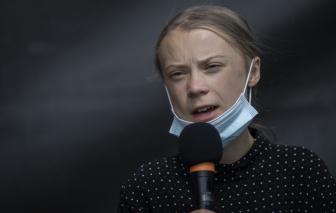 Nhà hoạt động khí hậu quyết tâm đòi bình đẳng vắc-xin