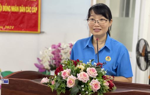 Chủ tịch Liên đoàn Lao động TPHCM được giới thiệu ứng cử đại biểu Quốc hội