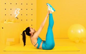 10 bài tập cơ bụng cực dễ cho người mới bắt đầu