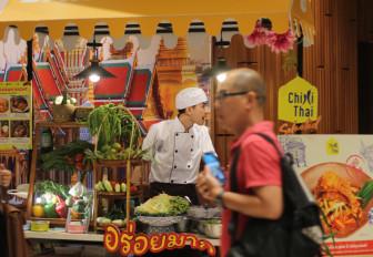 3 nhà hàng tổ chức tết Songkran của Thái tại TPHCM