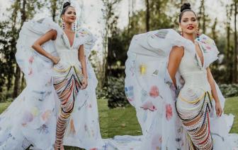 Vì sao trang phục truyền thống của Nam Phi tại Hoa hậu Hoàn vũ khiến thế giới chú ý?