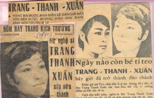 """Bài 1: Nghệ sĩ Trang Thanh Xuân:""""Tuổi nào ghi dấu chân chim qua trời…"""""""