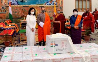 Bhutan hoàn thành tiêm chủng cho 93% dân số trưởng thành chỉ trong 16 ngày