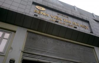 Công an làm việc với Bệnh viện Tim Hà Nội liên quan đến ông Nguyễn Quang Tuấn?