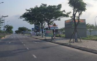 Đà Nẵng tái phát ki-ốt bất động sản bán hàng trái phép