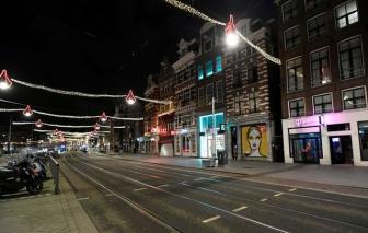 Hà Lan kéo dài các biện pháp phong tỏa đến cuối tháng 4