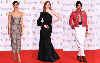 Thảm đỏ BAFTA 2021: Nhiều ngôi sao vắng mặt vì Hoàng thân Philip qua đời