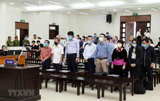Đại án gang thép Thái Nguyên: Bất ngờ lời khai của nguyên Tổng giám đốc TISCO