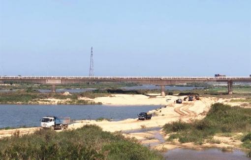 Sở TNMT Quảng Ngãi tham mưu kế hoạch đấu giá mỏ cát chưa đảm bảo quy định
