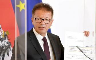 """Bộ trưởng Y tế Áo từ chức vì """"kiệt sức"""" trước cuộc khủng hoảng COVID-19"""