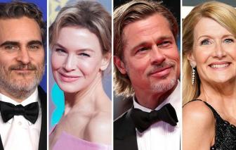 """Brad Pitt cùng 3 sao Hollywood """"đổ bộ"""" Oscar với vai trò đặc biệt"""