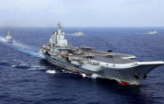 Căng thẳng gia tăng khi Mỹ và Trung Quốc cùng đưa tàu sân bay đến Biển Đông